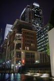 Noche urbana Fotos de archivo libres de regalías