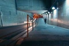 Noche urbana fotografía de archivo libre de regalías
