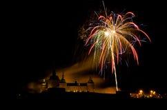 Noche Vieja 2011 Foto de archivo libre de regalías