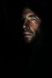 Noches del desierto Imagen de archivo