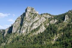 Nockstein in Salzburg, Oostenrijk, Europa horizontaal Royalty-vrije Stock Afbeelding