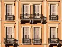 Noclassical building Royalty Free Stock Image