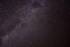 nocne niebo obraz stock