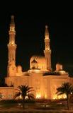 Nocturne della moschea Fotografie Stock