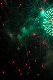Nocy świętowanie Zdjęcie Stock