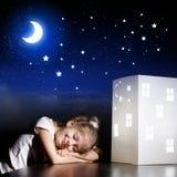 Nocy marzyć Zdjęcie Royalty Free