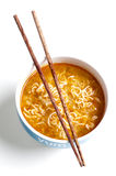 Noddles and chilli Stock Photo