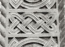 Nodo celtico Fotografia Stock Libera da Diritti