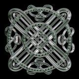 Nodo celtico Fotografie Stock Libere da Diritti