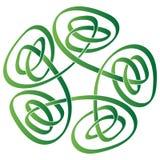 Nodo celtico Immagine Stock Libera da Diritti
