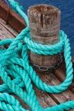 Nodo del marinaio Fotografia Stock