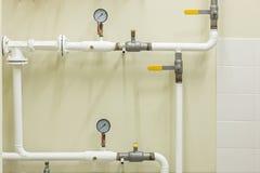 Nodo del rifornimento idrico per la casa Immagine Stock Libera da Diritti