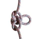 Nodo dell'alpinista Fotografia Stock Libera da Diritti