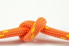 Nodo della corda Immagine Stock