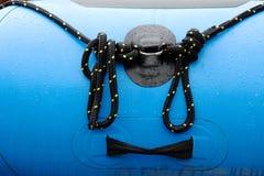 Nodo legato. Immagini Stock