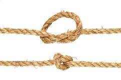 Nodo legato Immagine Stock Libera da Diritti