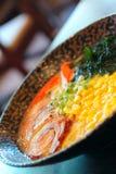 Noedel in Japanse stijl stock foto