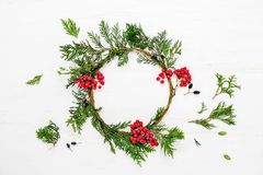 Noel或圣诞节背景 免版税库存照片