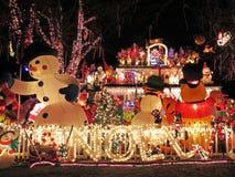 Noel Christmas en Virginia Imagenes de archivo