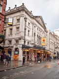 Noel Coward Theatre, London stock image