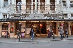 Noel Coward theatre London. Noel Coward theatre in London West End Royalty Free Stock Image