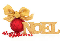 Noel Decoration Stock Photos