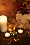 Noel decorations Stock Images