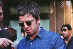 Noel Gallagher Images stock