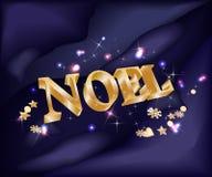 Noel Hintergrund Lizenzfreie Stockfotos
