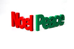Noel Peace Stock Photography