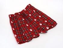 Noel underwear stock images