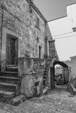 Noepoli in Basilicata, Italy Royalty Free Stock Images