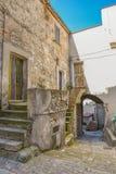 Noepoli in Basilicata, Italy Royalty Free Stock Photo