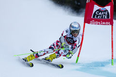 NOESIG Christoph in Audi Fis Alpine Skiing World-Gia van Kopmen's Stock Afbeeldingen