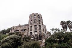 Noetzi城堡 免版税库存照片