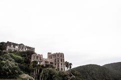 Noetzi城堡 免版税图库摄影