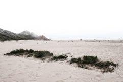 Noetzi海滩 免版税库存图片