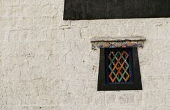 Noeud d'infini, un de huit signes propices photographie stock
