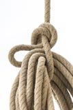Noeud de corde Image stock