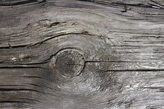 Noeud en bois rustique image libre de droits