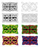 Noeuds celtiques Image stock