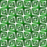 noeuds verts celtiques Images libres de droits