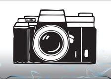 Nog fotocamera Stock Afbeelding
