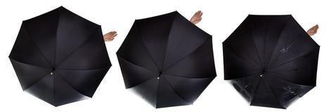 Nog het regenen Stock Foto's