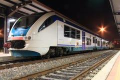 Nog trein Stock Foto