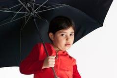 noga parasol zdjęcie royalty free