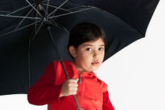 Noga umbrella Royalty Free Stock Photo