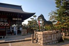 Nogi świątynia, Kyoto, Japonia Obraz Royalty Free