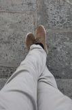 nogi Obrazy Stock