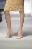 nogi manekina seksownych butów Zdjęcie Stock